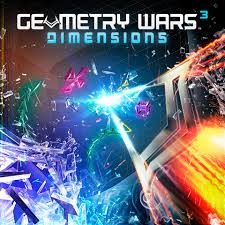 geometry wars 3 dimensions game giant bomb
