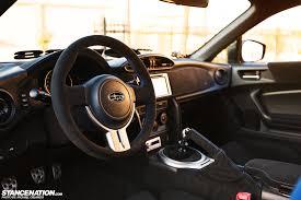 frs interior supercharged u0026 slammed greg u0027s subaru brz stancenation