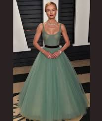 Vanity Fair Clothing Company Kate Bosworth Attends The 2017 Vanity Fair Oscar Party Vanity