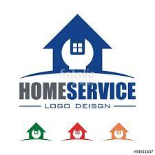 Home Design Logo Free Home Repair Logo Wrench And Houses Circle Design Logo Vector