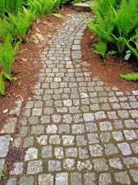lawn u0026 garden stone pathways in european botanic garden design