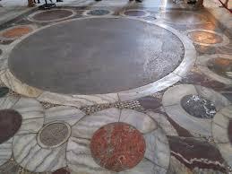 omphalion marble floor hagia sophia istanbul turkey
