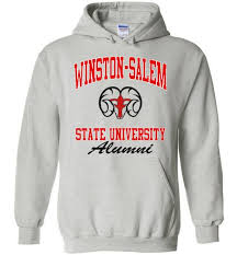 wssu alumni apparel winston salem state alumni hoodies gratis accessories