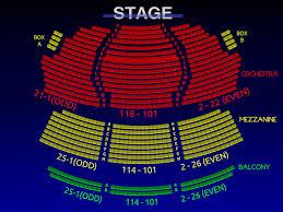 walter kerr theatre interactive 3 d broadway seating chart