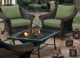 Fire Pit Coffee Table Firepit Coffee Table