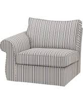White Armchair Slipcover Striped Sofa Slipcovers Sales U0026 Deals
