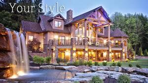 luxury cabin floor plans sumptuous 7 small luxury log cabin floor plans cabins homeca designs 585x329 jpg