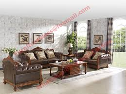 cheap livingroom furniture home decor tv wall l shape sofa set metal and wood coffee table