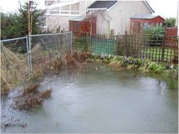 Water Ponding In Backyard Sustainability Free Full Text Formation And Control Of Self