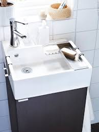 Narrow Bathroom Sinks And Vanities by Sinks Glamorous Bathroom Sinks For Small Spaces Bathroom Sinks
