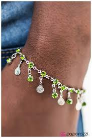 go away green paparazzi accessories rain rain go away green