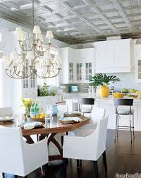 House Beautiful Dining Rooms by Happy Kitchen Ideas Bright Kitchens