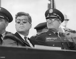 jfk and the chief pictures getty images