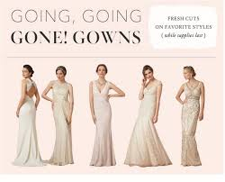 wedding gown sale sale at bhldn on wedding dresses bridesmaid dresses and
