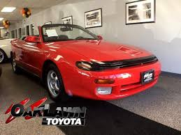 toyota celica last year made 50 best used toyota celica for sale savings from 2 329