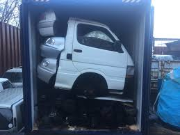 lexus used parts in sharjah used a 40 feet container parts halfcuts and vehicles 0 best price