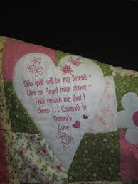 wedding quilt sayings quilt poems