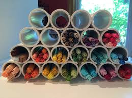 Arts And Crafts Room Ideas - 30 diy storage ideas for your art and crafts supplies