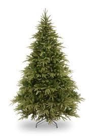 Christmas Tree Buy Online - 7 5 ft artificial christmas tree pre lit wide alaskan deluxe