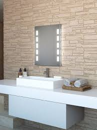 heated bathroom mirrors built in demister designed in the uk