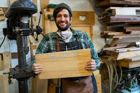 Woodworking Tv Shows On Netflix by Talking Woodshop With Nick Offerman Etsy Journal