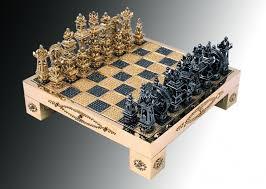 luxury chess set diamond encrusted 18k solid gold chess set luxury insider