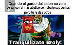 Broly Meme - no broly noooo inserte lenny meme subido por denunciacacas