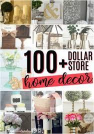 25 unique dollar store decorating ideas on dollar