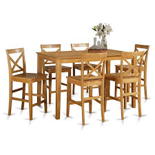 rectangle pub table sets furniture pub table measurements kitchen table and chairs gumtree