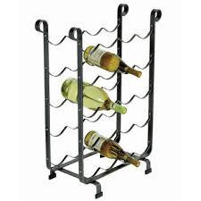 freestanding hanging u0026 wall wine racks in wood metal u0026 wrought