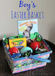 boy s easter basket ideas erin spain