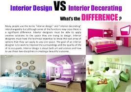Interior Designer Vs Decorator Interior Decorator Designer CIIID