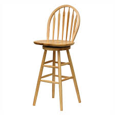 wooden bar stools with backs that swivel wooden swivel bar stools with back andms stool plans solid wood