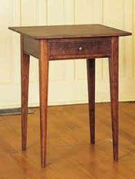 Ideas For Hepplewhite Furniture Design An American Federal Walnut Side Table Early 19th C Possibly