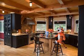 zspmed of creative mountain home kitchen design 49 for home decor