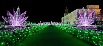 royal garden of lights at wilanow palace what where when in warsaw