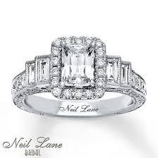 neil emerald cut engagement rings neil engagement rings pear 9 engagement rings