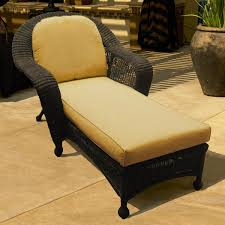 Chaise Lounge Chair Charleston Wicker Chaise Lounge