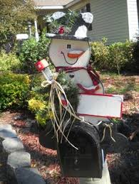 Christmas Mailbox Decorations Diy by Our Version Of Reindeer Mailbox Mom And I Made This For The