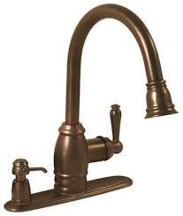 shop premier faucet sonoma brushed nickel 1 handle pull premier part 106871 premier sonoma pull down kitchen faucet