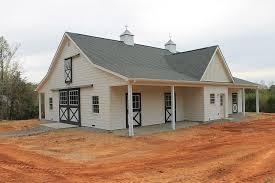 Pole Barn With Apartment Virginia Barn Company Pole Barn Builder Va