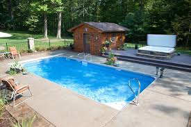 pictures of swimming pools in ground swimming pool design installation and maintenance