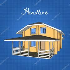 a large wooden house with a porch and a gambrel roof u2014 stock