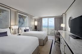 Cheap 2 Bedroom Suites In Miami Beach Loews Miami Beach Hotel Fl Booking Com