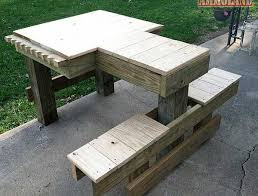 Amazing Diy Table Free Downloadable Plans by Best 25 Shooting Bench Plans Ideas On Pinterest Shooting Table