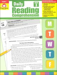 daily reading comprehension grade 3 027003 details rainbow