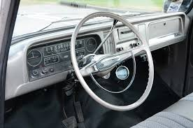 Chevrolet C10 Interior This Simple 1965 Chevrolet C10 Packs A Big Secret Under The Hood