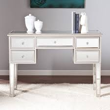 Entrance Console Table Furniture Console Tables Furniture White Small Mirrored Console Table With