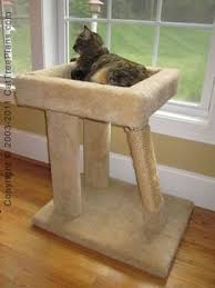 Free Diy Cat Furniture Plans by Best 25 Scratching Post For Cats Ideas On Pinterest Diy Cat