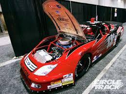 race car custom paint job circlet track magazine rod network